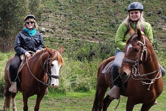 隐藏的印加神庙–全日骑马游览–库斯科