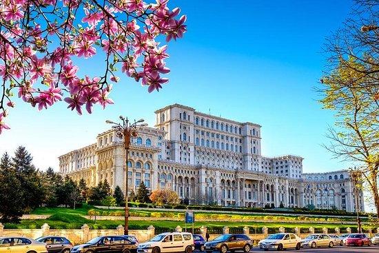 Skip the line: Bucharest Parliament...