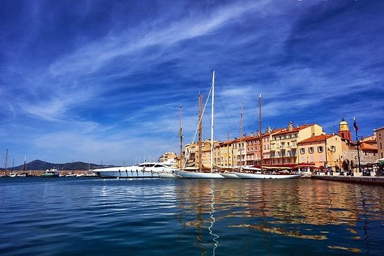 Saint Tropez Full Day Shared Tour from...