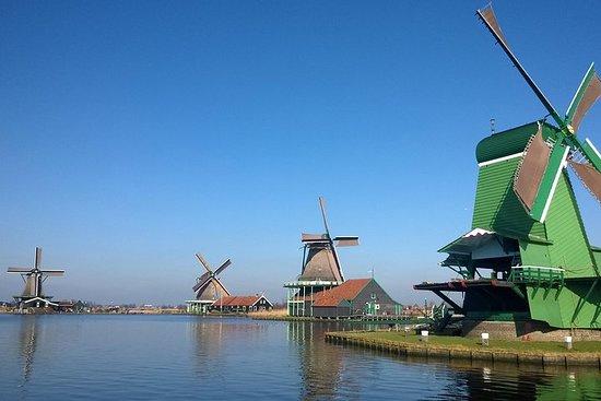 Excursion d'une journée à Zaanse Schans...