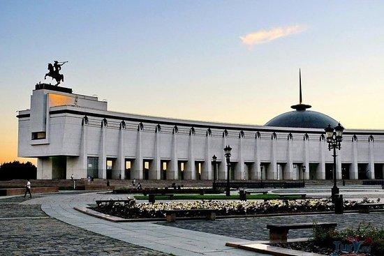 Russiske imperiet og Sovjetunionen: Seiersmuseum og Arkhangelskoye