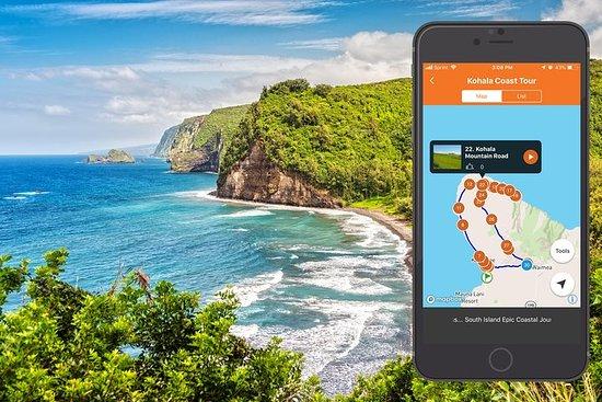 Big Island - Kohala Coast & Backcountry Driving Tour App
