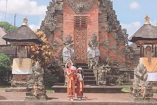 Bali privat dagstur: The Wonderful Of...