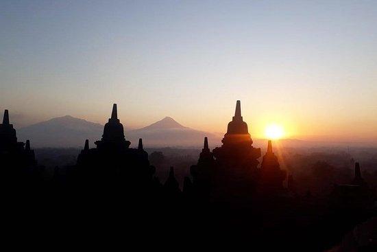 Borobudur Sunrise and Dieng Plateau Tour