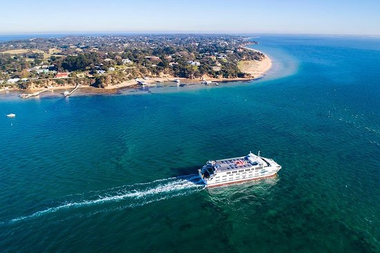 Fleksibel returferge mellom Queenscliff og Sorrento