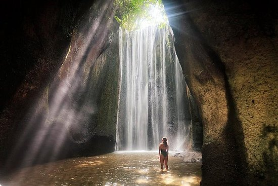 Private Tour: Best Ubud Waterfall with...
