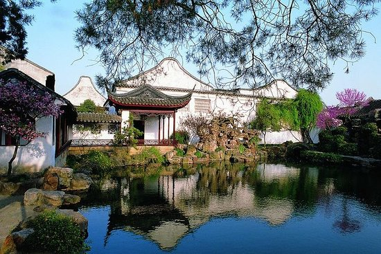 Suzhou og Zhouzhuang One Day Group Tour...
