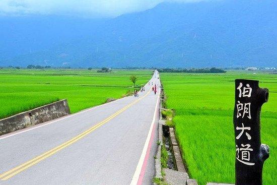 Excursión en bicicleta de un día a Taitung