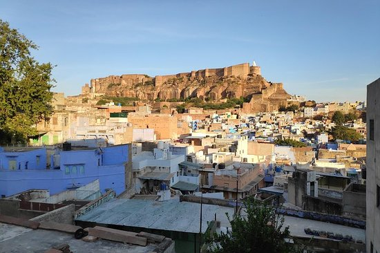 Jodhpur Blue City By Foot Photo
