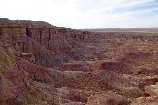 7 jours en Mongolie centrale et au...