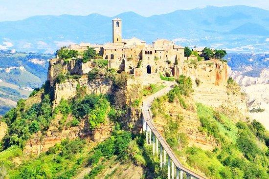 Dagtocht van Rome naar Dying Stad van ...