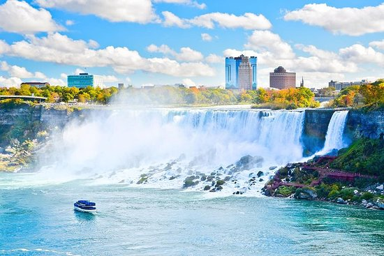 Niagara Falls in One Day from New York...