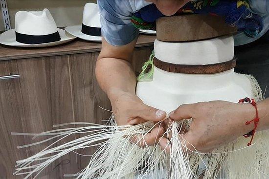 Panama Hat Maker, Prodotti artigianali, Museo, Cucina locale fronte