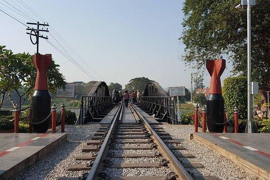 Dagtrip naar River Kwai met treinrit ...