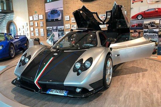 Foto de Excelencias: recorridos por la fábrica de Lamborghini Pagani, Museo Maserati, queso parmesano