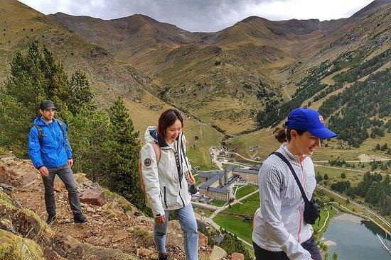 Bergbahn & Nuria Pyrenäenwanderung
