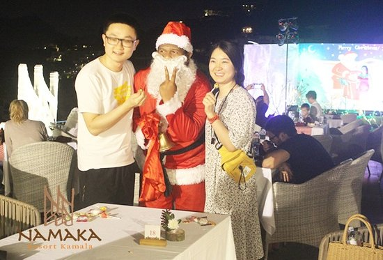 Merry Christmas 2019!. On behalf of Namaka Resort Kamala Team, we would like to thank you for our distinguished guests for joining the Christmas party. It has been a great day and wonderful evening with the presence of all of you, we wish to see you again next year for Merry Christmas 2020.  #namakaresort #rebranding #kamala #kamalabeach #phuket #thailand #5star #lifestyle #christmas #gifts #celebrate #happy #coupletravel #familytravel #red #santa #instagram #thankyou #love #smile #hug #family