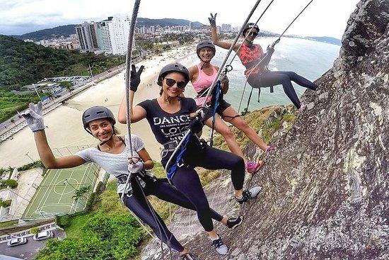 Rapel 47 mètres - Morro do Maluf (Guarujá) Photo