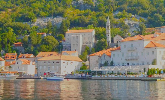 Perast, Montenegro: On edge of Boka Bay