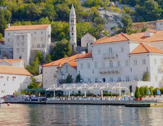 Now the Grand Perast Hotel