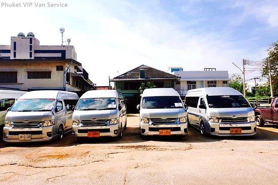 VIP Van service