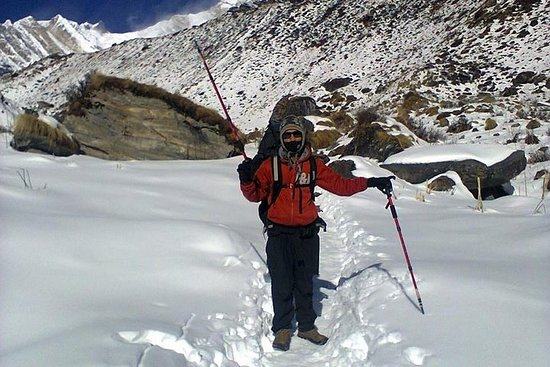 Base du mont Everest CampTrek...