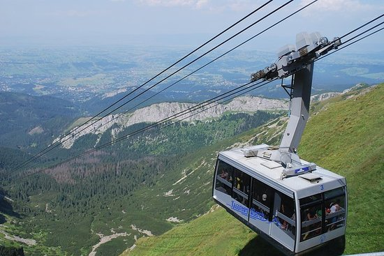Zakopane Tour with private transport from Krakow