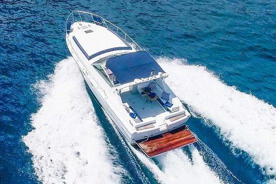 豪華索倫托出發的卡普里島私人乘船遊覽(7/8小時)