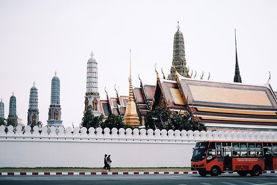 6小時探索曼谷的過境旅客