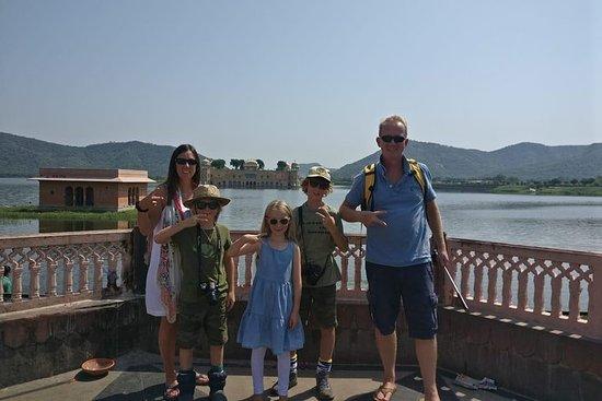 斋浦尔皇家步道(全程观光城市观光游)