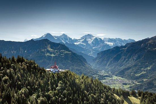 Billete a Harder Kulm desde Interlaken