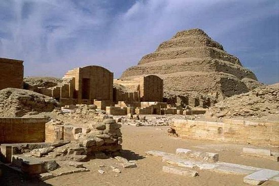 Day Trip to the Giza Pyramids - Sphinx...