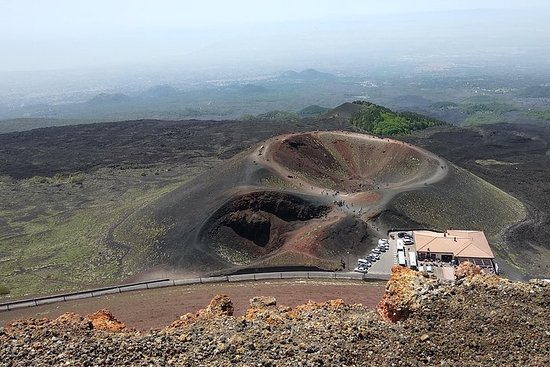 埃特納火山遊覽