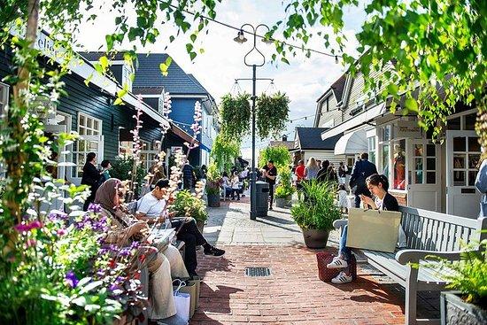 Sortie shopping au Bicester Village au départ de Londres: carte...