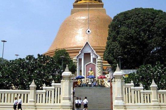 從曼谷到Changwat Nakhon Pathom的8小時一日遊