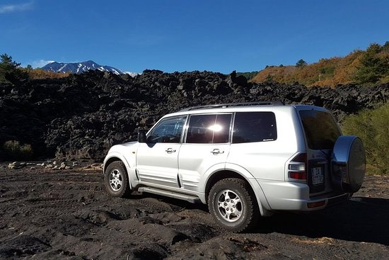 Etna & Alcantara Gorges by Land Rover...