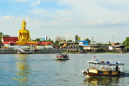 Excursión a la isla de Bangkok con almuerzo y masaje