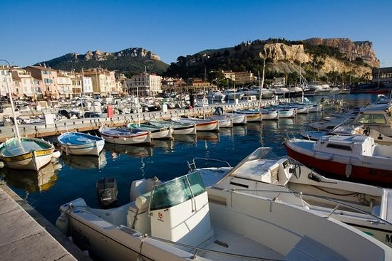 Excursion privée de la côte aux alentours de Toulon...