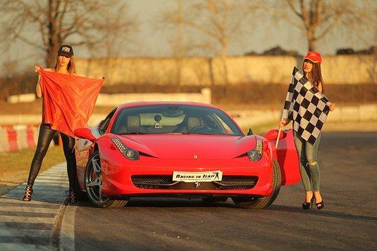 Raceroplevelse - Testkørsel Ferrari...