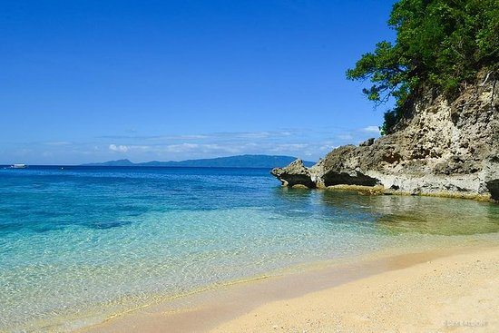 PUERTO GALERA TOUR A : Island Hopping,Snorkeling & Sightseeing