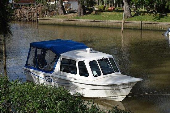 Excursion d'une journée à San Isidro et au bateau privé du delta du...