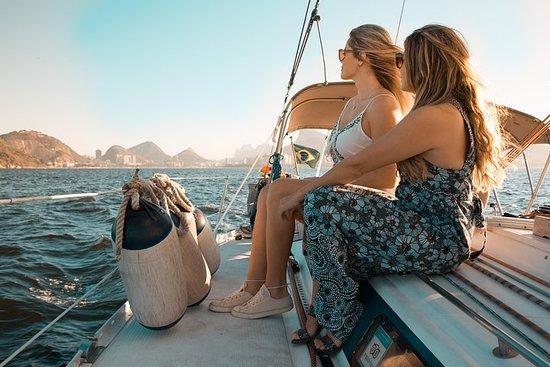 Croisière en voilier à Rio de 3heures
