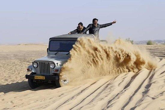 JK Taxiwala Jaisalmer