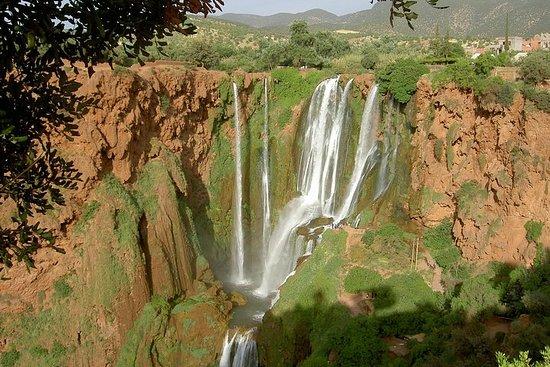 Privatausflug zu den Ouzoud-Wasserfällen