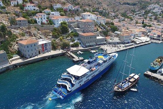 Hydra-Poros-Aegina Islands Crociera