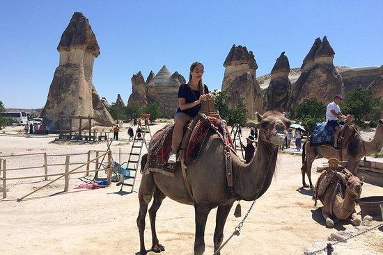 Private guide in Cappadocia, Turkey