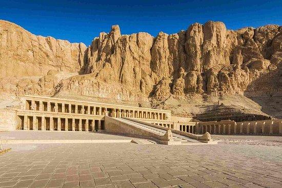 Dagtur til Luxor fra Hurghada