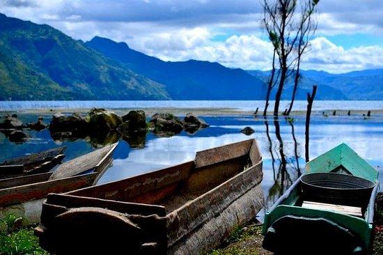 Bicycle Tour Around Lake Atitlan with...