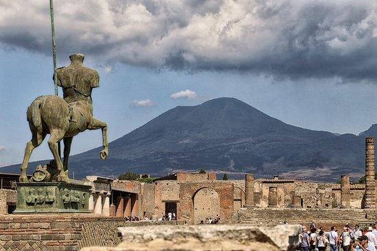 Rome naar Pompeii en de Vesuvius met ...