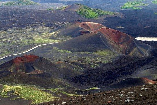 Excursion sur l'Etna le matin